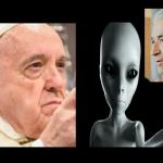 Polak ujawnił: Papież wie o istnieniu Kosmitów! Watykan ogłosi, że są wśród nas? (NAGRANIE)