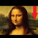 Kosmita na obrazie Mona Lisa! Ukryty przekaz, którego nie widać od razu? (NAGRANIE)