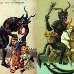 Zły Święty Mikołaj! Krampus, czyli demon którego możesz spotkać jeśli byłeś niegrzeczny….