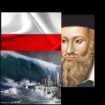 """Przepowiednia Nostradamusa """"Część Polski zostanie zalana"""" NAGRANIE"""