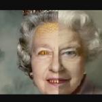 Tajemnicza przemiana Królowej Elżbiety w telewizji na żywo (NAGRANIE)