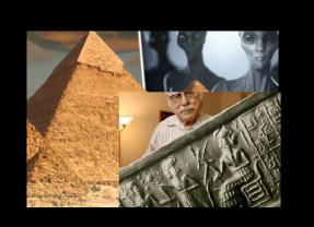 Zecharia Sitchin wyznał, że to miejsce skrywa istotę o DNA ludzi i kosmitów! (NAGRANIE)