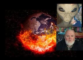 """P0RWALI go kosmici """"Pokazali mi jak Ziemia zniknie i to niedługo…"""" (NAGRANIE)"""